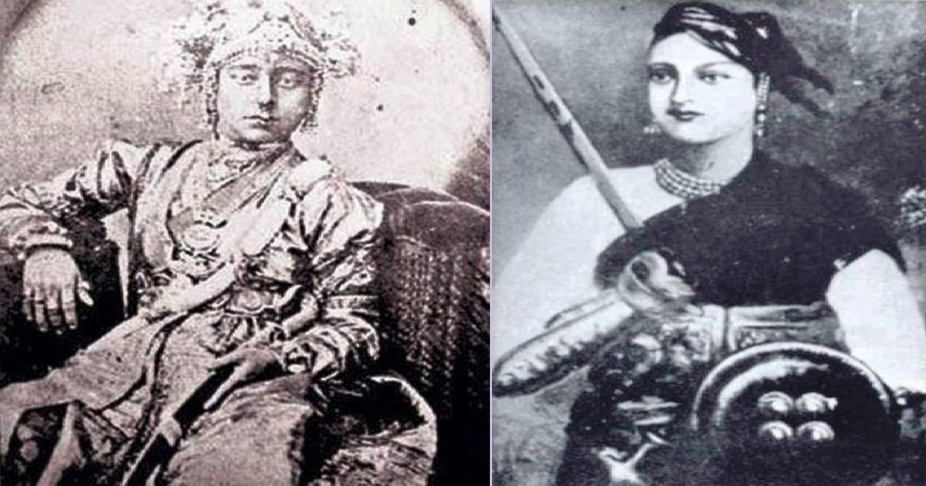 jhansi rani laxmi bai photo