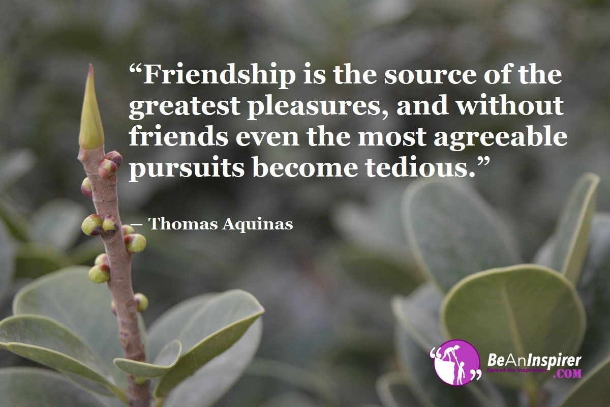 Friendship-is-the-source-of-the-greatest-pleasures-and-without-friends-even-the-most-agreeable-pursuits-become-tedious-Thomas-Aquinas-Top-100-Friendship-Quotes-Be-An-Inspirer